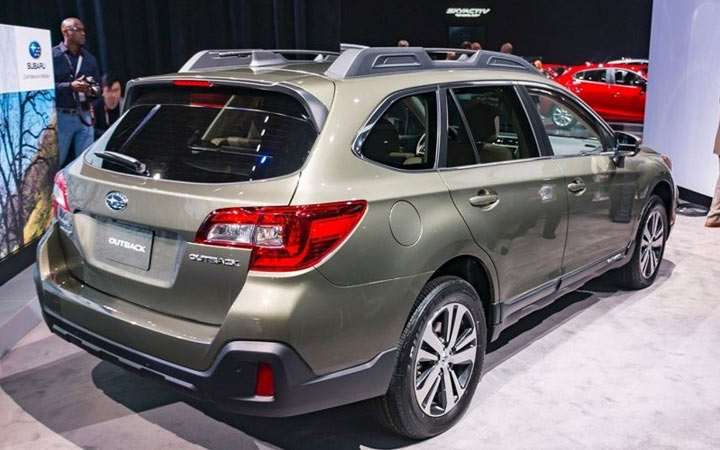 Новый Subaru Outback 2019-2020 года