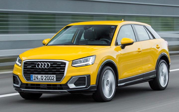 Audi Q1 2020-2021