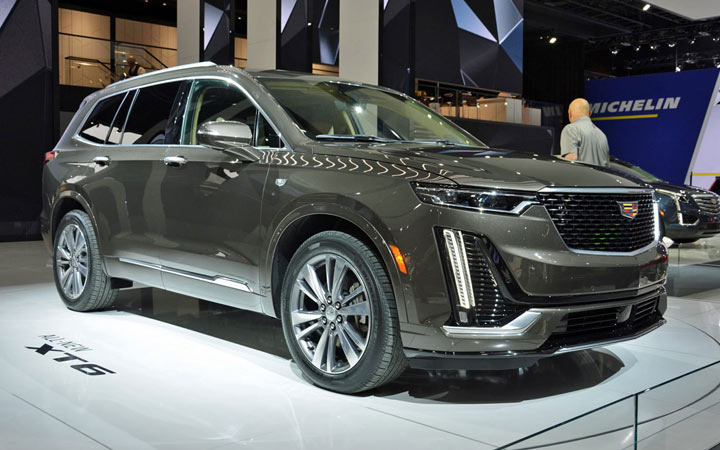 Cadillac ХТ6 2020-2021