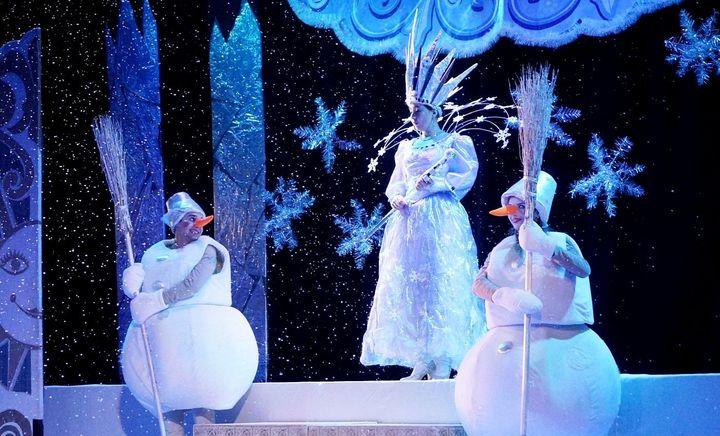 """Мюзикл """"Снежная королева. Глобальное потепление"""""""