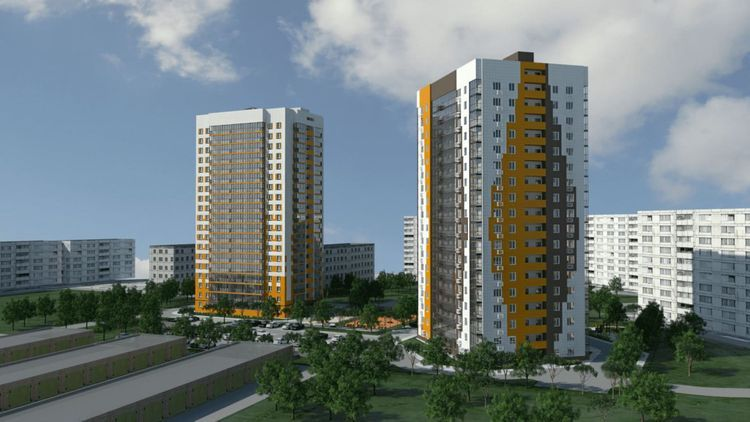 ЖК Манго Казань
