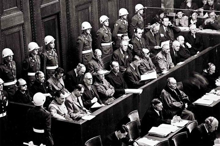 Фильм Нюрнберг