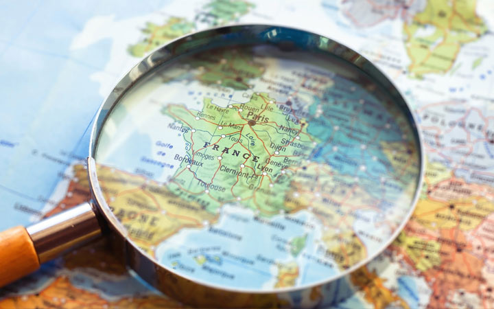 Обзор вопросов в КИМ ОГЭ 2020 по географии