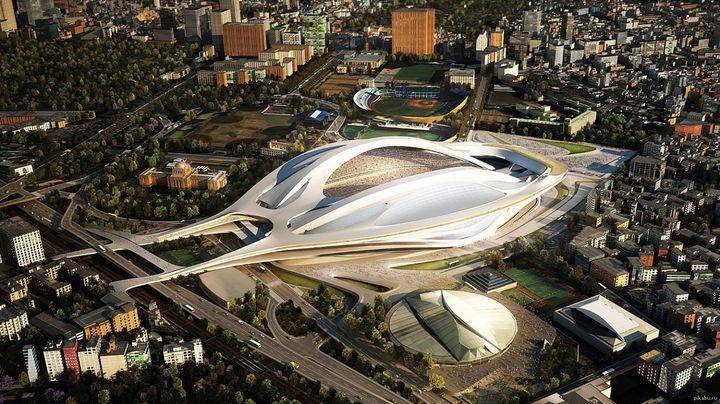 Стадион Олимпиады 2020 года