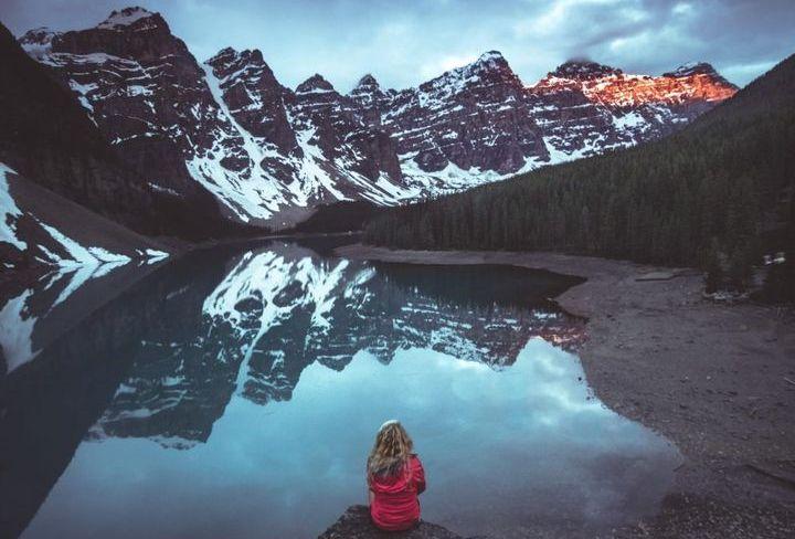 Уединение в горах