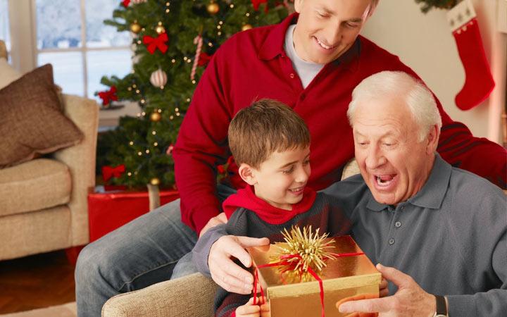 Что подарить папе и дедушке на Новый 2021 год