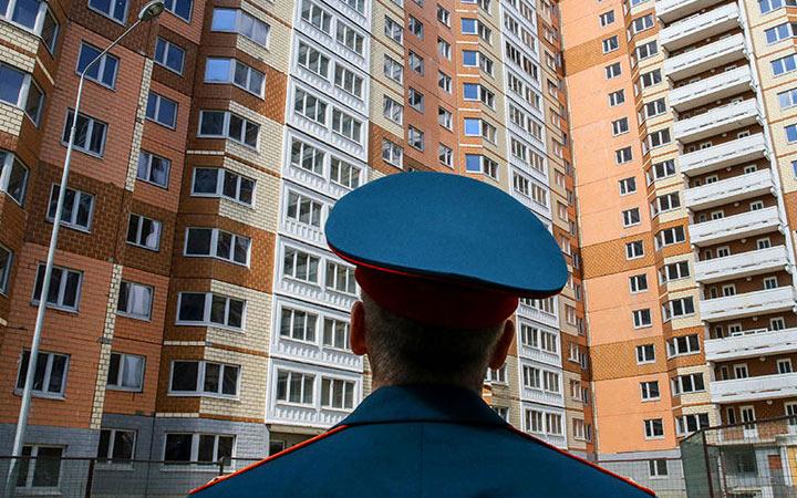 Решат ли жилищные проблемы военных РФ в 2020 году