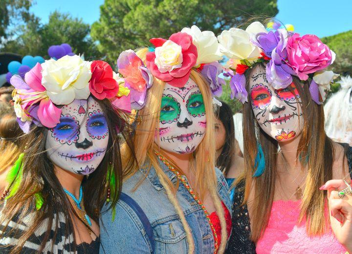 Карнавал во время праздника Пурим