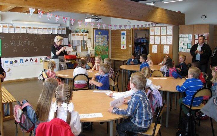 Школа в Норвегии