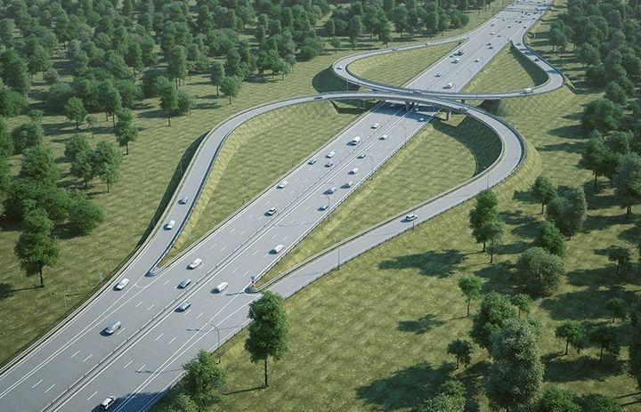 Реконструкция Горьковского шоссе