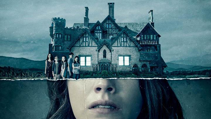постер к сериалу Призраки дома на холме