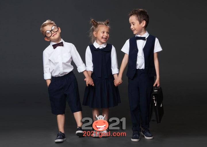 Школьная мода на 2020-2021 учебный год