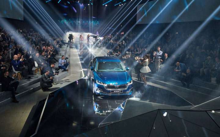 Все о новой Skoda Octavia 2020