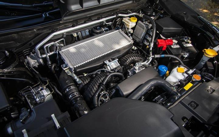 Двигатель Subaru Legacy 2020