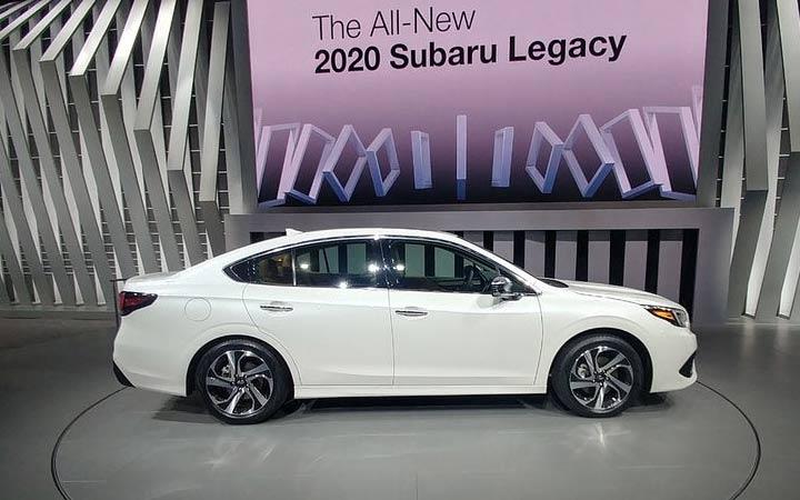 Subaru Legacy 2020 года технические характеристики