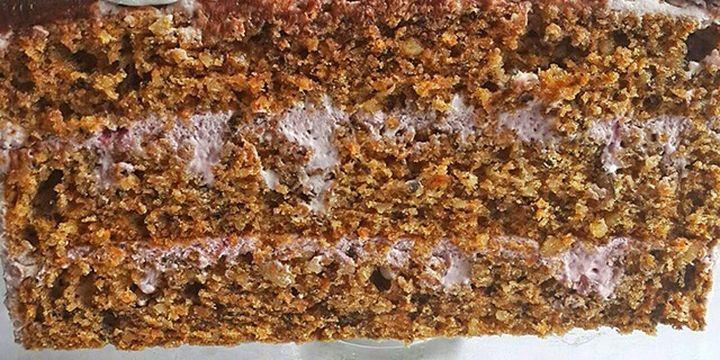 Приготовление морковного торта