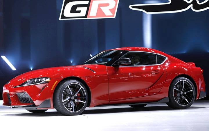 Представлена Toyota Supra 2020