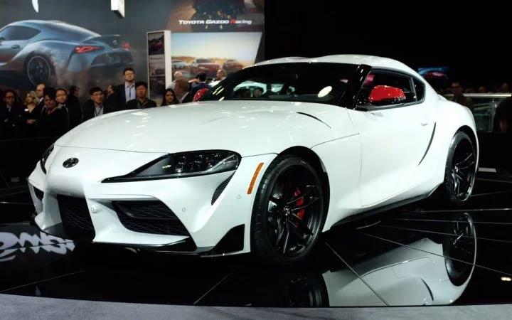 Новый стиль Toyota Supra 2020