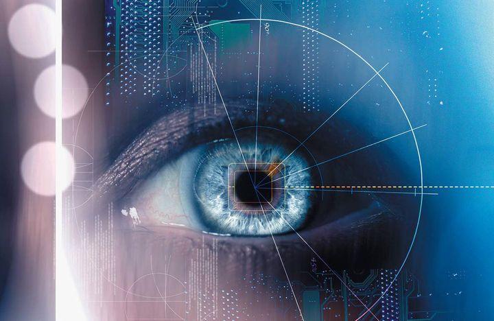 Глаз робота