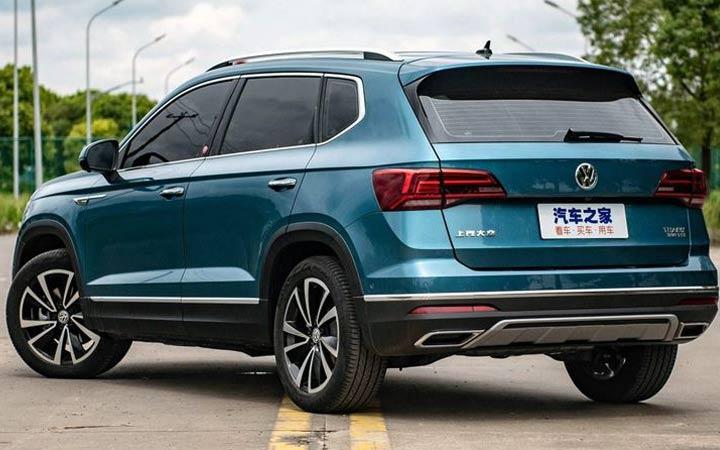 Премьера нового Volkswagen Tharu 2020