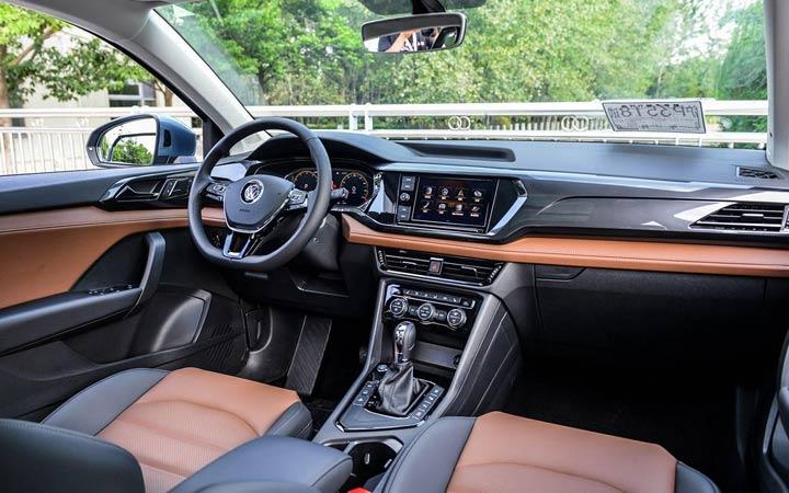 Интерьер Volkswagen Tharu 2020
