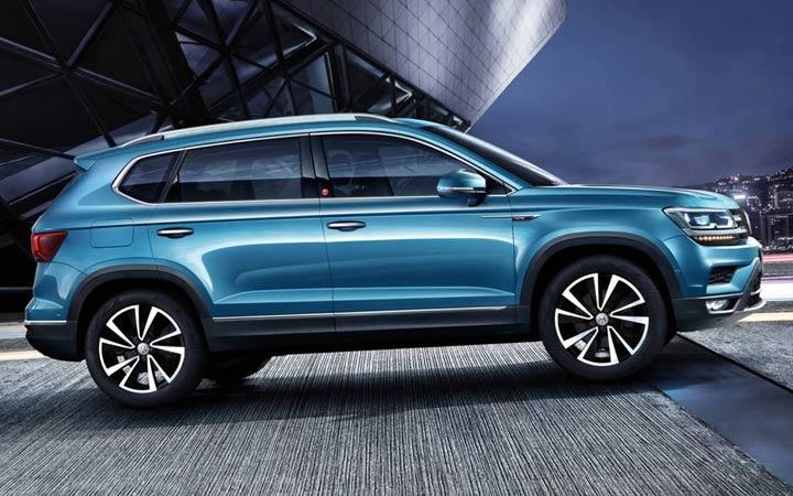 цена и комплектация Volkswagen Tharu 2020