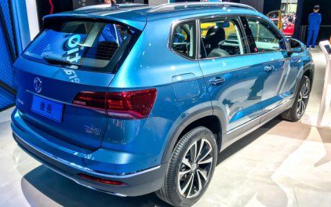 Экстерьер Volkswagen Tharu (Tarek) 2020 для России
