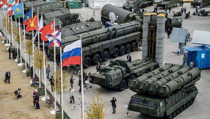Вооружение России