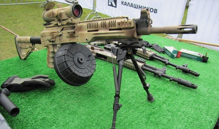 Пулемет РПК-16