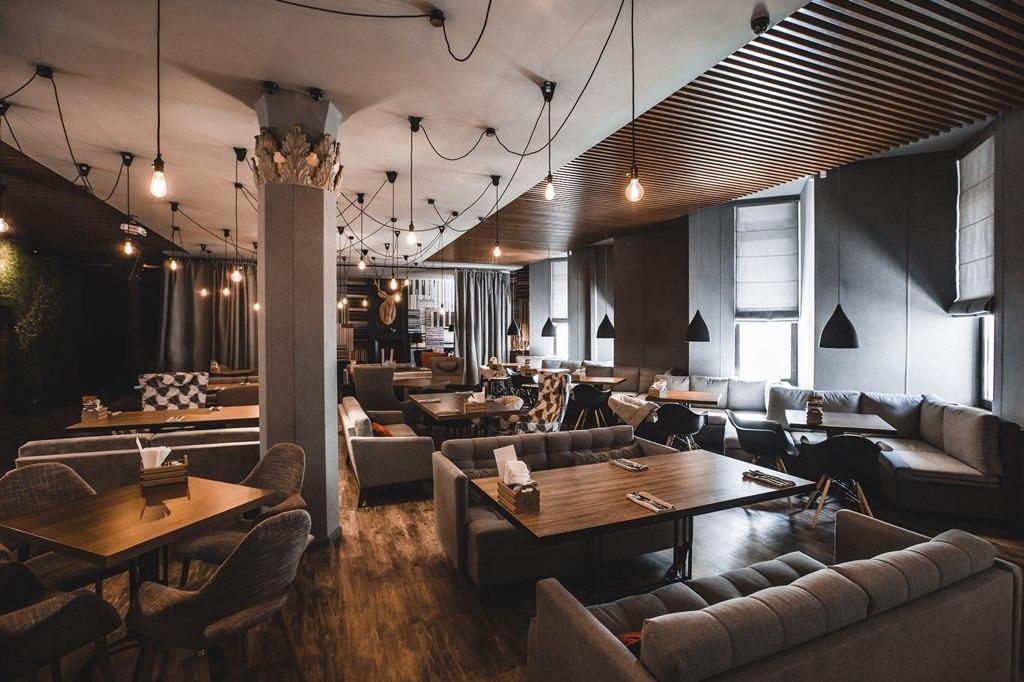 Бары, кафе, рестораны фото