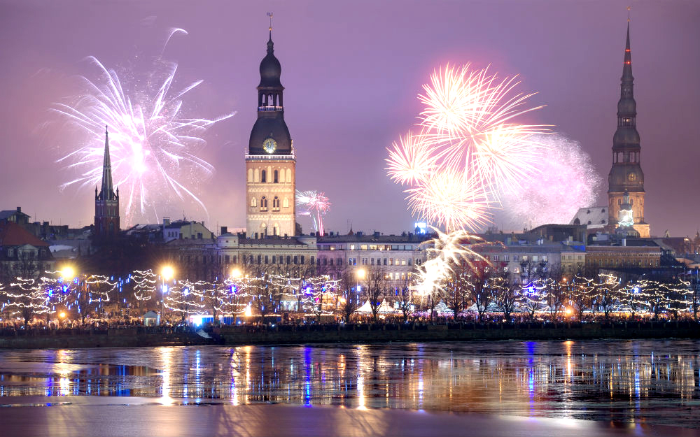 Где остановиться в новогодние дни в Прибалтике фото