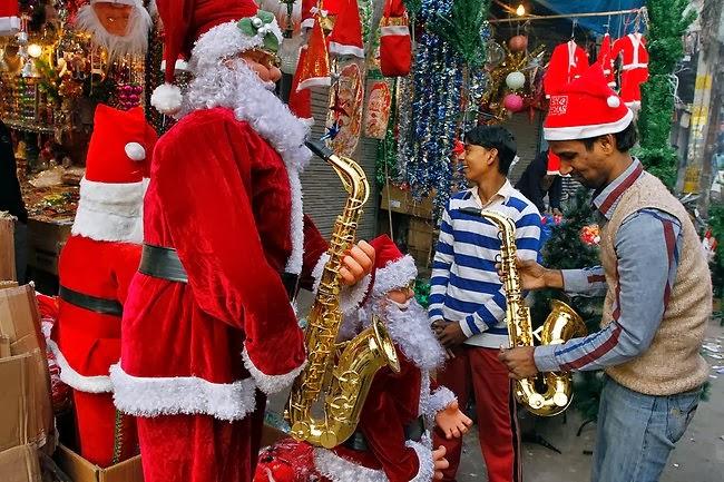 Где отметить новогодние праздники на Гоа фото