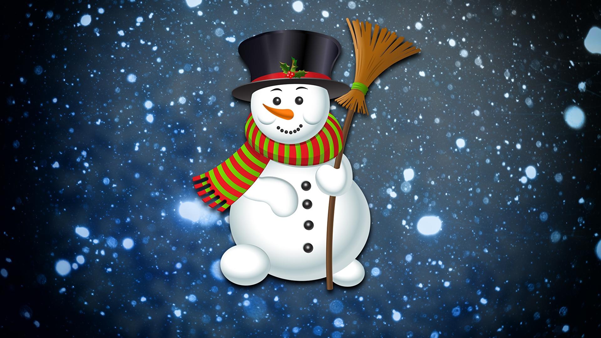 Говорящий снеговик фото