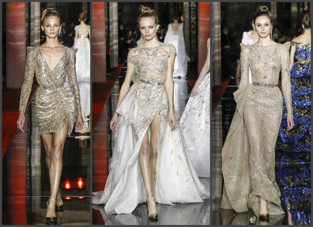 Haute Couture от известных модельеров фото