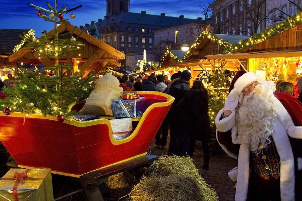 Хельсинки в Новый год фото