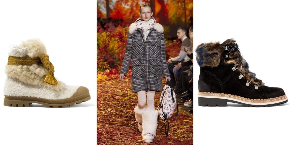 Как выбрать новые ботинки для зимы 2020 фото