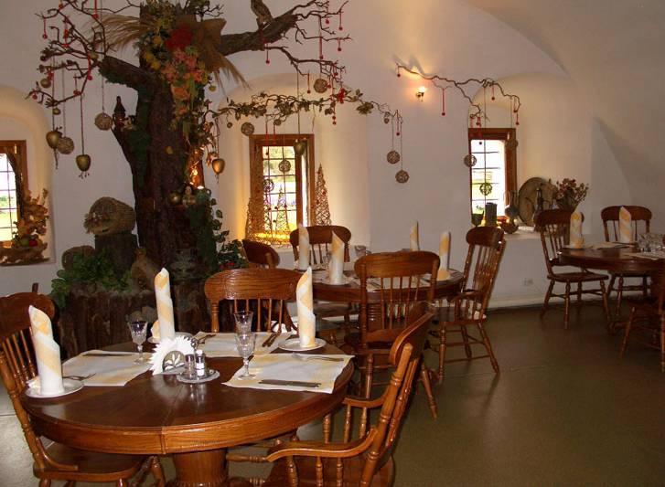 Рестораны и кафе в Суздале фото