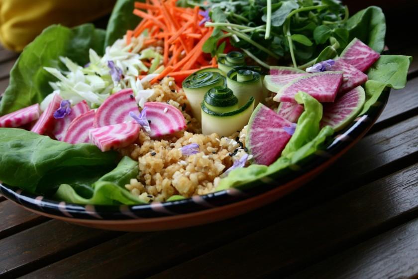Рецепт «Витаминного» салата на Новый 2020 год фото