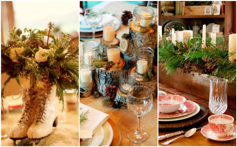 Секреты красивой сервировки праздничного стола фото