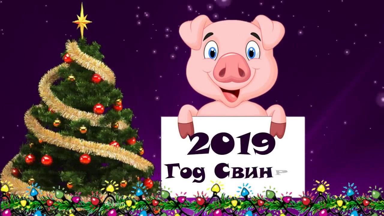 Сценарий на Новый 2019 год Свиньи фото