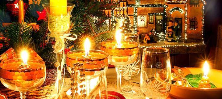 Светлый праздник Новый год фото