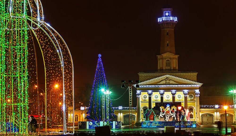Цены в Костроме на новый год фото