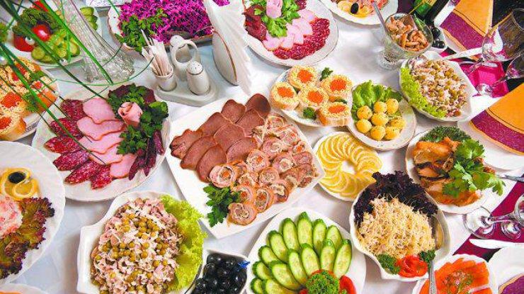 Видео рецепты блюд на Новый год фото