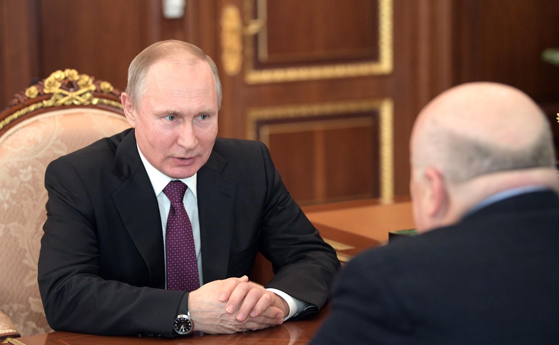 2019 год чего объявлен в России фото
