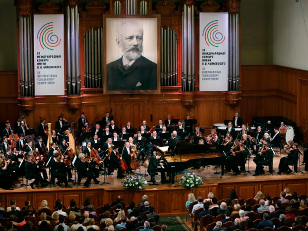 Конкурс Чайковского в 2019 году фото