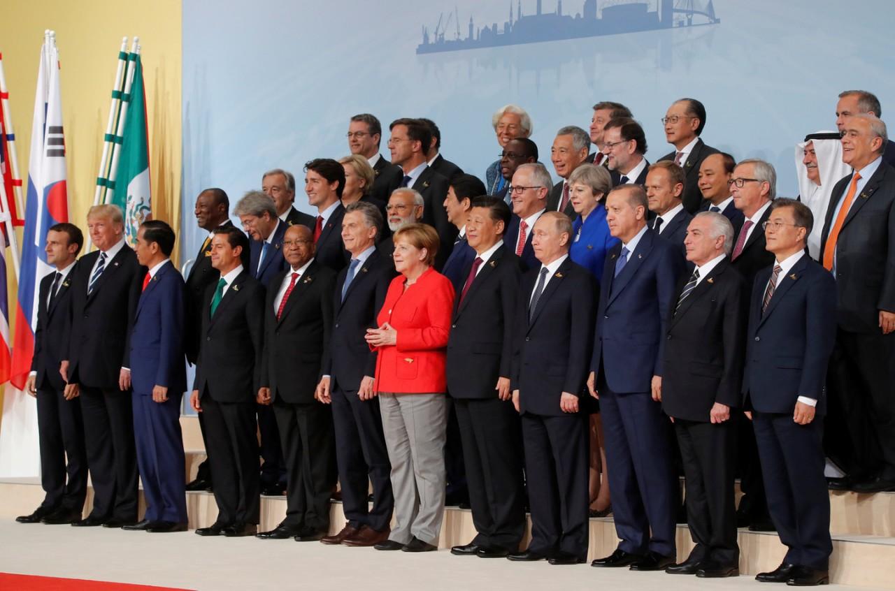 Саммит G20 в 2019 году фото