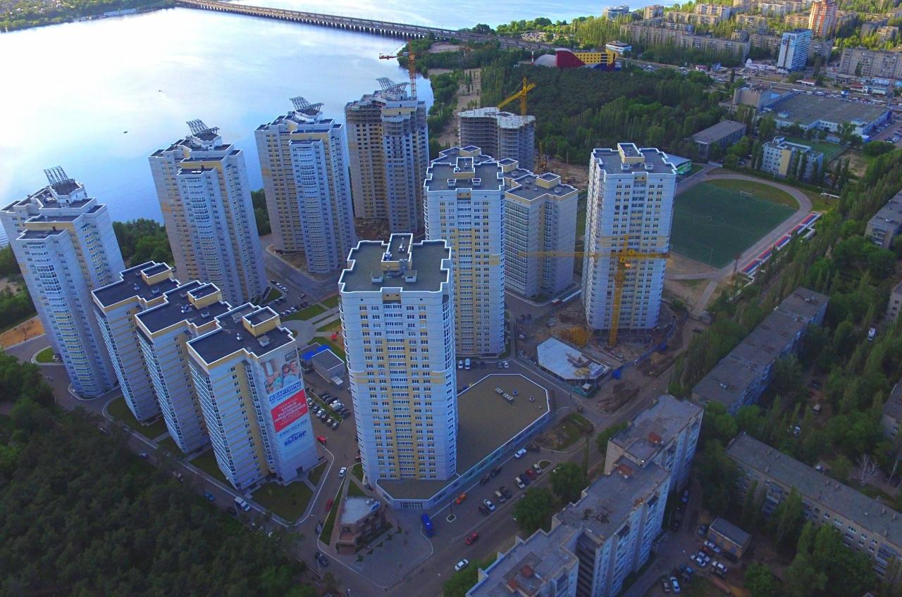 ЖК «Университетский» фото
