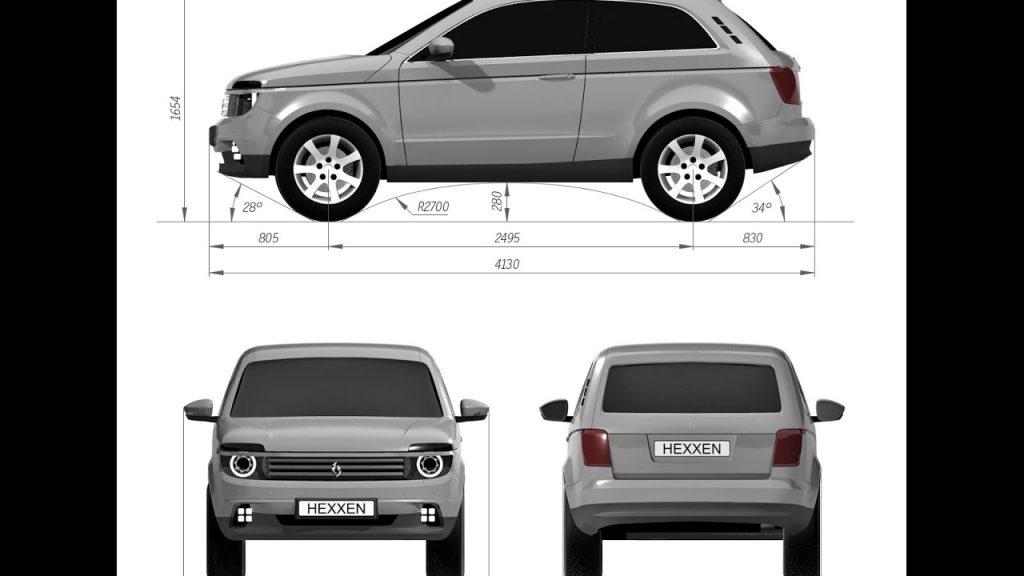 Новая Нива Лада 4×4 2020: характеристики, комплектации и цены
