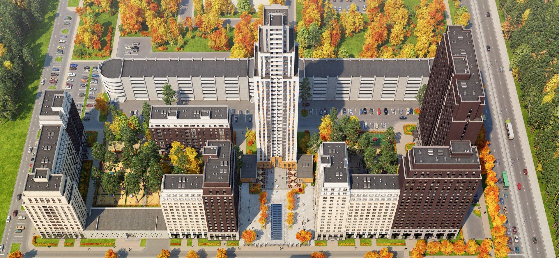 Новостройки Екатеринбурга 2020-2021 года