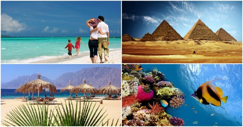 Подобрать туры в Египет из Минска для россиян